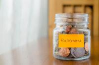 not enough money for retirement